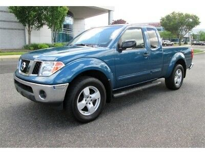 Frontier LE 4dr King Cab LE 2005 Nissan Frontier LE 4X4 4 Door King Cab Loaded Low Miles Needs Transmission