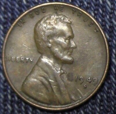 1949 S Lincoln Penny