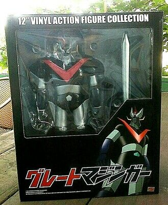 "HL Pro 12"" Vinyl Action Figure Collection The Great Mazinger"