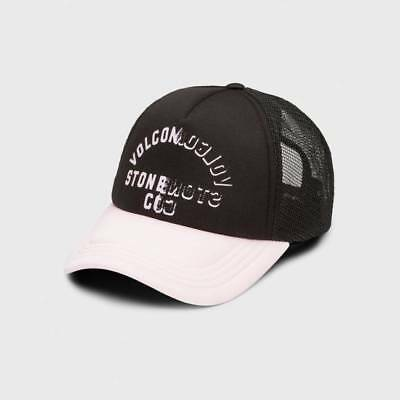 Casquette Volcom Final Rose femme faded pink