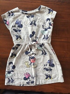f1decff644c GAP KIDS DISNEY Mickey   Minnie Girls Dress (size 4-5) GUC -  4.50 ...