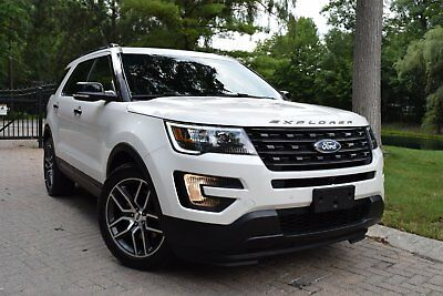 2016 Ford Explorer SPORT 4WD 2016 Ford Explorer 4WD/MKT LINCOLN BUICK GMC Chevrolet JEEP Toyota Nissan Honda