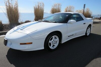 Trans Am -- 1994 Pontiac TRANS AM,CONVERTIBLE 25TH ONLY 250 MADE