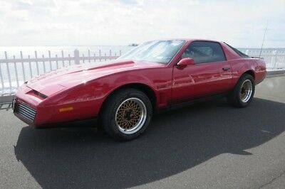 Trans Am -- 1984 Pontiac TRANS AM RED  ALL NEW INSIDE AND OUT