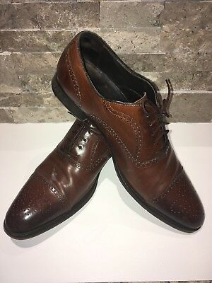 To Boot New York Balmoral Cap-Toe Oxfords, 9.5 B