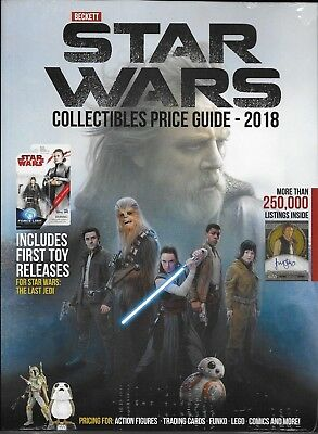 Beckett Star Wars Collectibles Price Guide 2018