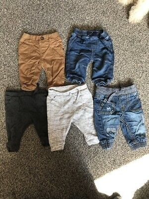 baby boys trousers 0-3 months