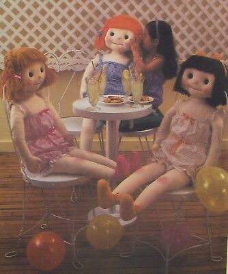"""Life Size 42"""" DOLL & clothing, uncut sewing pattern, Simplicity 6695"""