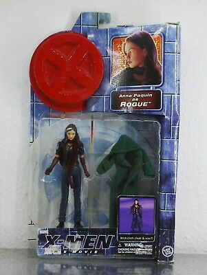 X-Men - The Movie - Anna Paquin as Rogue, Toy Biz 2000