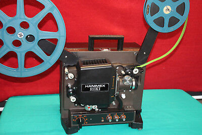 HANIMEX EIKI NT1 16mm SOUND MOVIE PROJECTOR.  EXCELLENT SERVICED CONDITION A1