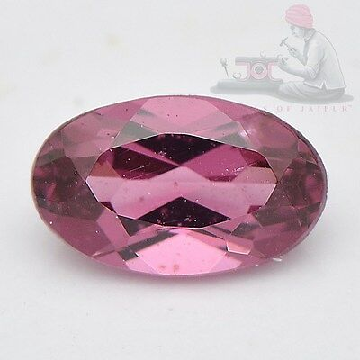 Natural Rhodolite Garnet 5x3mm Oval 1 Piece Top Quality Loose Gemstone For Sale