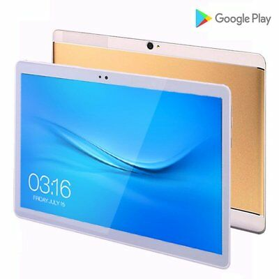 10.1ZOLL IPS TABLET PC ANDROID 7.0 32GB Dual SIM/Cam 3G WIFI GPS OTG Smartphone