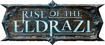 Magic RISE OF THE ELDRAZI - ASCESA DEGLI ELDRAZI Set completo ENG