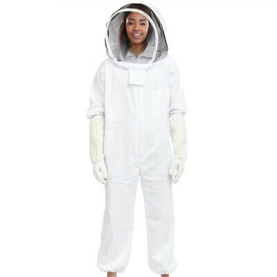 Apiarist Beekeeping Suit Bee Tool Protection for Beekeepers (All-in-One) (L)