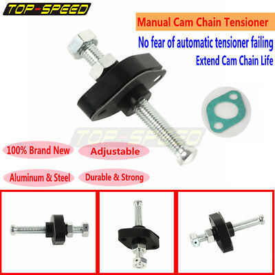 MOTORCYCLE MANUAL CAM Timing Chain Tensioner For Suzuki TRX