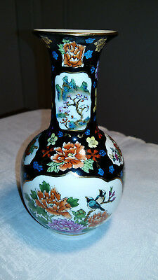 Dekorative Vase ca 20cm Made in China sehr schönes Motiv