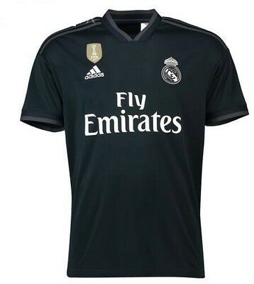 Adidas Real Madrid FC AWAY 2018-19 Mens Football Jersey Shirts S-XXL Sizes UK
