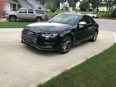 2013 Audi S4  2013 AUDI S4 6 SPEED MANUAL Extended Warranty
