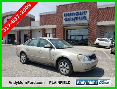 Ford Five Hundred SEL Used 06 Ford 500 Five Hundred SEL 3L V6 Auto AWD Sedan Gold Cloth No Reserve