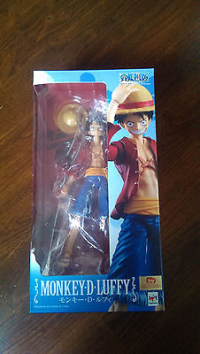 One Piece Megahouse VAH Variable Action Heroes Monkey D. Luffy Ruffy 18cm