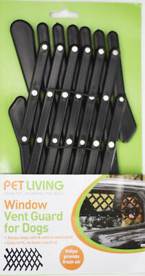 Window Vent Guard For Dogs,Pets,etc.!