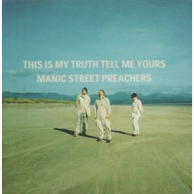 MANIC STREET PREACHERS This Is My Truth Tell Me Yours CARD UK 1998 2-Sided