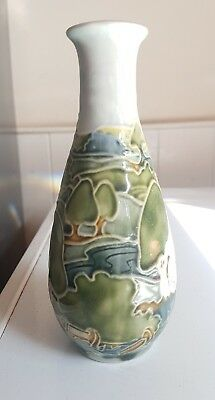 Jane and Peter McCormick Ceramics Slim Tree design vase. Pristine!!