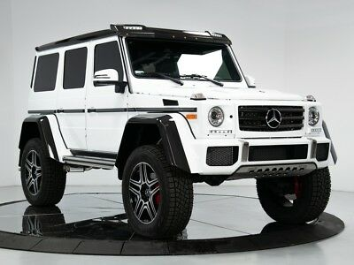 """G-Class G 550 4x4 Squared """"Only 37 Miles"""" 2018 MERCEDES BENZ G550 4X4 SQUARED"""