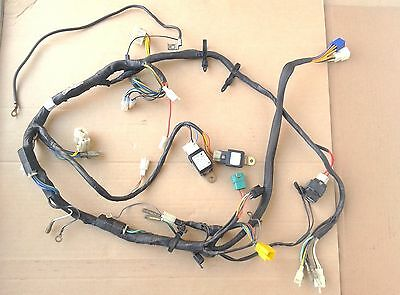 Hyosung GT250R GT 250 Main Wire Harness Wiring & Some Relays 2006-2015