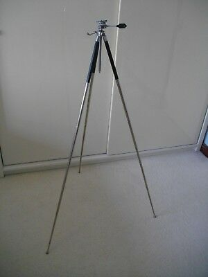 RareVintage Mason Mini camera tripod adjustable from 22cm to 110cm Universal fit