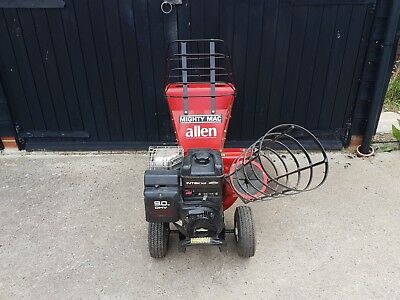 Allen Mighty Mac Chipper/Leaf/Shredder