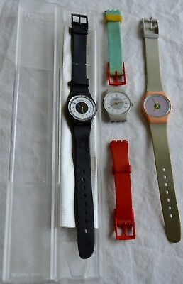 Vintage Swatch Watch Collection