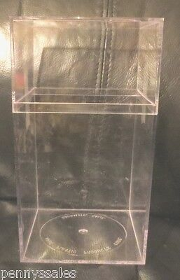 High 25 Beanie Baby Display Cases Size 4 X 4 X  4 In