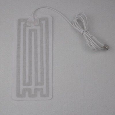 5v electric heating belt. USB electric leaf old electric heating products