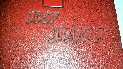 OSU Ohio State 1967 Makio Yearbook