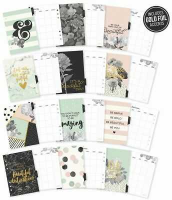 Simple Stories Carpe Diem - Beautiful A5 Monthly Planner Inserts