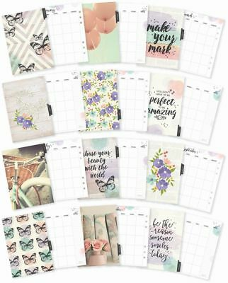 Simple Stories Carpe Diem - Bliss A5 Monthly Planner Inserts