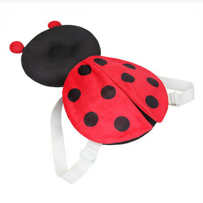 Toddler Baby Head Back Neck Protection Pillow Headrest Cushion Pad LH