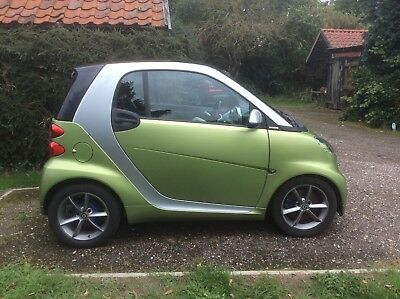 Smart Car Diesel