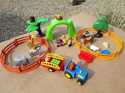 Playmobil 123 Zoo 6754 Complet