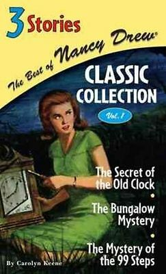 The Best of Nancy Drew Classic Collection: The Secret of the Old Clock/The Bunga