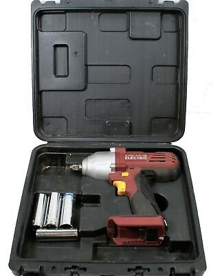 Chicago Electric 18v 1 2 Cordless Impact Wrench