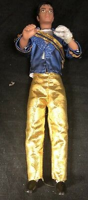 1984 Vintage Michael Jackson Grammy Awards Outfit Doll