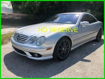 Mercedes-Benz CL-Class CL55 AMG® 2004 CL55 AMG Used 5.4L V8 24V Automatic RWD Coupe Premium Bose