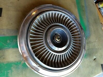 "1966 66 Chrysler Imperial 15"" Hubcap Hub Cap  Used #2"