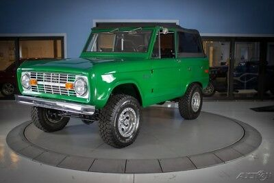 Ford Bronco  1974 Used Automatic