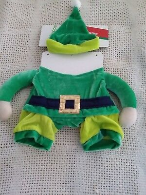 Dog  Elk  Costume    Size  Extra Small /  Small  New Without Tag