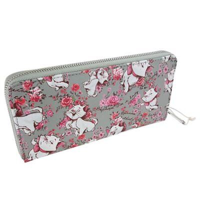 New Loungefly Aristocats Marie Floral Wallet Disney