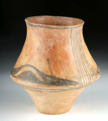 Rare European Neolithic Pottery Vase w/ TL Lot 77
