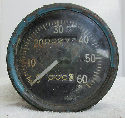 WWII MB GPW Original Speedometer Working Condition